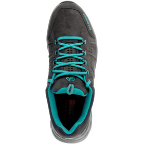 Mammut W's Convey Low GTX Shoes graphite-dark atoll